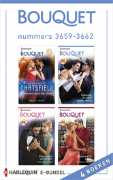 Bouquet e-bundel nummers 3659-3662 Yates, Maisey, Ebook