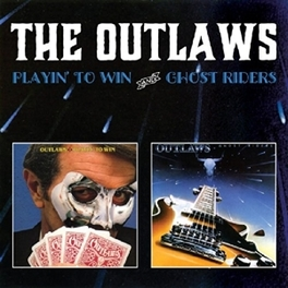 PLAYIN' TO WIN/GHOST.. .. RIDERS OUTLAWS, CD