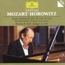 PIANO SONATAS K281-330-33 W/VLADIMIR HOROWITZ