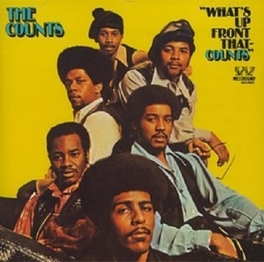 WHAT'S UP FRONT THAT.. ..COUNTS // + 2 EXTRA TRACKS FROM 1971 Audio CD, COUNTS, CD