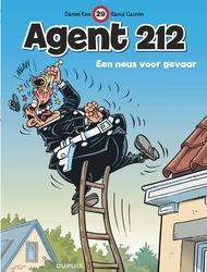 AGENT 212 29. EEN NEUS VOOR...