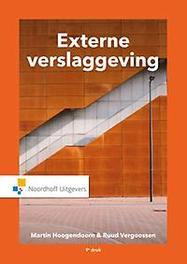 Externe verslaggeving Martin Hoogendoorn, Paperback
