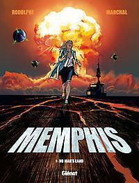 MEMPHIS 03. NO MAN'S LAND MEMPHIS, Rodolphe, Paperback