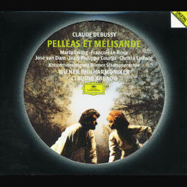 PELLEAS & MELESANDE WP/ABBADO Audio CD, C. DEBUSSY, CD