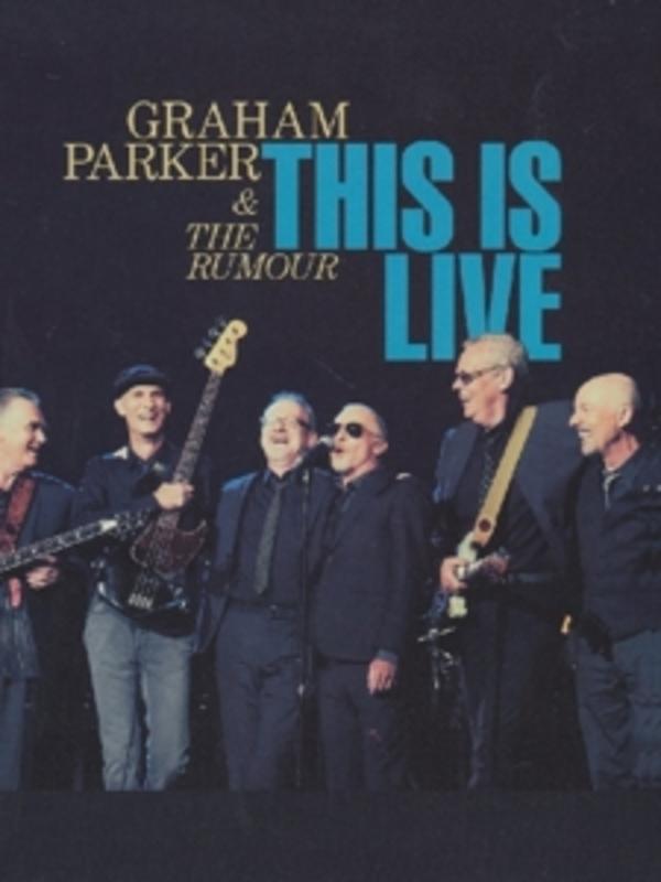 THIS IS LIVE -DIGI- & THE RUMOUR / NTSC ALL REGION GRAHAM PARKER, DVDNL
