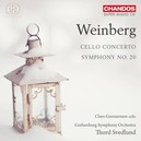 ORCHESTRAL WORKS, VOL.4 GUNNARSSON/GOTHENBURG SYMPHONY