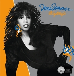 ALL SYSTEMS GO -HQ- DONNA SUMMER, LP