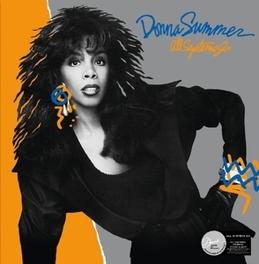 ALL SYSTEMS GO -HQ- DONNA SUMMER, Vinyl LP