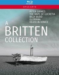 Various - A Britten...