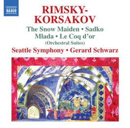 ORCHESTRAL SUITES FROM TH SEATTLE S.O./GERARD SCHWARZ RIMSKY-KORSAKOV, N., CD