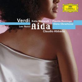 AIDA /CLAUDIO ABBADO Audio CD, G. VERDI, CD