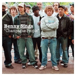CHAMPAGNE PEOPLE Audio CD, BENNY SINGS, CD