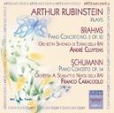PLAYS BRAHMS & SCHUMANN ORCH.SINF.DELLA RAI/ANDRE CLUYTENS, FRANCO CARACCIOLO