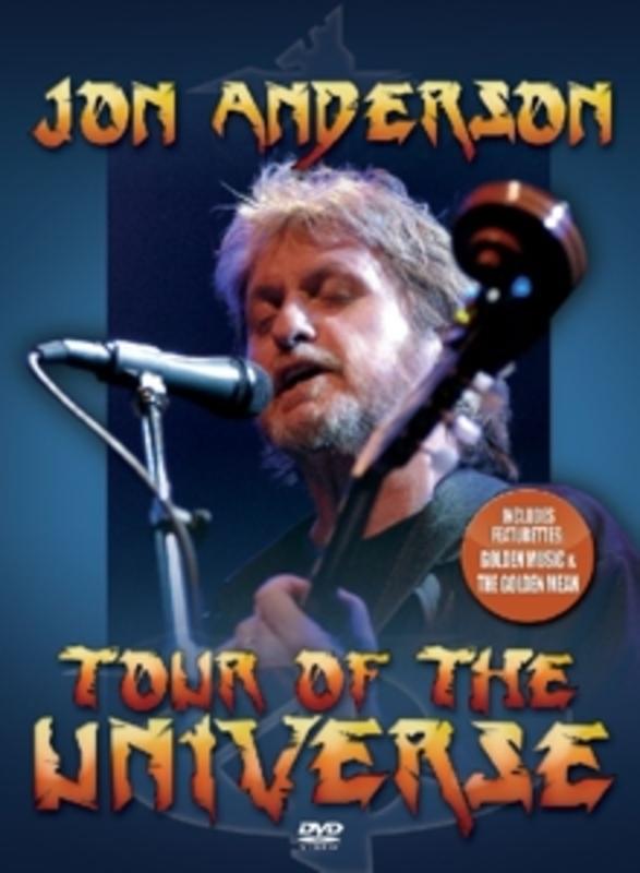 TOUR OF THE.. -DIGI- .. UNIVERSE JON ANDERSON, DVDNL