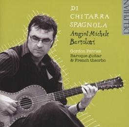 DI CHITARRA SPAGNOLA GORDON FERRIES A.M. BARTOLOTTI, CD