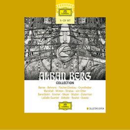 ALBAN BERG COLLECTION *BO VARIOUS Audio CD, A. BERG, CD