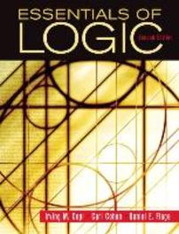 Essentials of Logic Cohen, Carl, Paperback