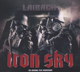 IRON SKY SOUNDTRACK TO 2012 MOVIE 'IRON SKY, WE COME IN PEACE' LAIBACH, CD