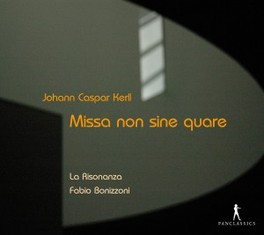 MISSA NON SINE QUARE LA RISONANZA/FABIO BONIZZONI J.K. KERLL, CD