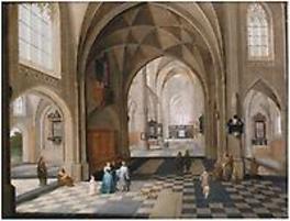 Goddelijke interieurs. Antwerpse kerken in de eeuw van Rubens, Baisier, Claire, Hardcover