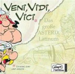 Asterix. Veni, Vidi, Vici Rene Goscinny, Paperback