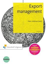 Exportmanagement exporteren en internationaliseren, x, Hardcover
