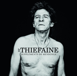 SUPPLEMENTS DE MENSONGE H.F. THIEFAINE, CD