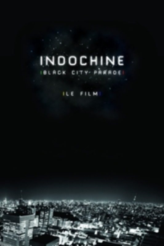 BLACK CITY PARADE LE FILM INDOCHINE, Blu-Ray