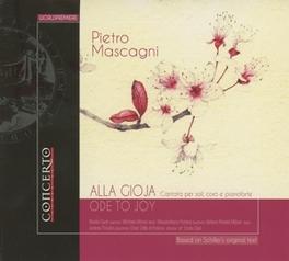 ALLA GIOJA ENIO CLARI P. MASCAGNI, CD