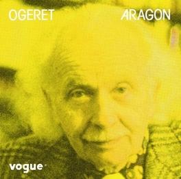 CHANTE ARAGON Audio CD, MARC OGERET, CD