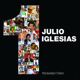 NUMERO UNO JULIO IGLESIAS, CD