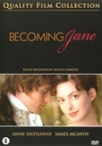 Becoming Jane, (DVD)