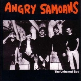 UNBOXED SET Audio CD, ANGRY SAMOANS, CD