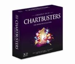 GREATEST EVER.. .. CHARTBUSTERS V/A, CD