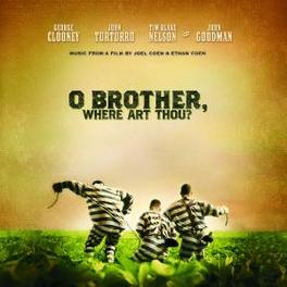O BROTHER WHERE ART THOU? W/JAMES CARTER & PRISONERS/HARRY MCCLINTOCK/ALISON KRAU Audio CD, OST, CD