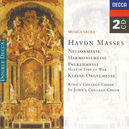 NELSON MASS -LONDON SYMPH.ORCH./CHOIR OF KING'S COLL./WILLCOCKS/GUE