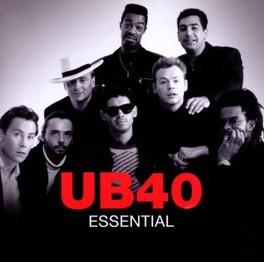 ESSENTIAL UB 40, CD