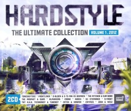 HARDSTYLE 2012 VOL.1 THE ULTIMATE COLLECTION V/A, CD