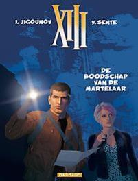 COLLECTIE XIII 23. DE BOODSCHAP VAN DE MARTELAAR COLLECTIE XIII, Sente, Yves, Paperback