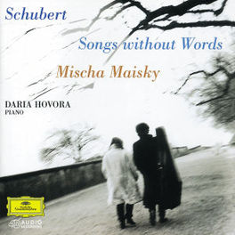 SONGS WITHOUT WORDS Audio CD, F. SCHUBERT, CD