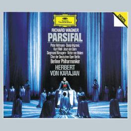 PARSIFAL HOFMAN/CDOB/BP/KARAJAN Audio CD, R. WAGNER, CD