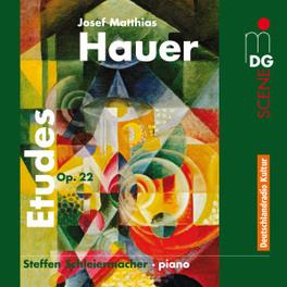 ETUDES OP.22 STEFFEN SCHLEIERMACHER J.M. HAUER, CD