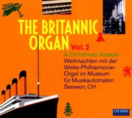 BRITANNIC ORGAN VOL.2:A C V/A, CD