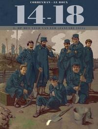 14-18 HC03. OP HET VELD VAN EER (JANUARI 1915) 3/10 14-18, LE ROUX, CHEVALIER, CORBEYRAN, ERIC, Hardcover