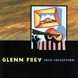 SOLO COLLECTION -16TR- Audio CD, GLENN FREY, CD