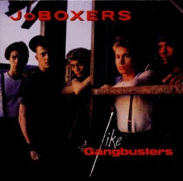 LIKE GANBUSTERS EXPANDED EDITION JOBOXERS, CD