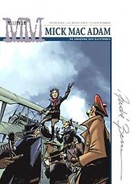 Mick Mac Adam HC-Amazone (Millennium) De nieuwe avonturen van Mick Mac Adam, Andre, Benn, Hardcover