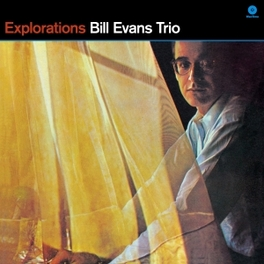 EXPLORATIONS -HQ/REMAST- 180GR. / INCL. BONUS TRACK EVANS, BILL -TRIO-, LP