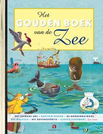 Het gouden boek van de zee Steenhuis, Paul, Hardcover