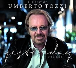 BEST OF UMBERTO TOZZI UMBERTO TOZZI, CD